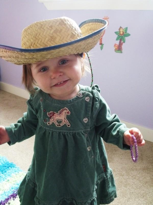 Cowgirl Emma