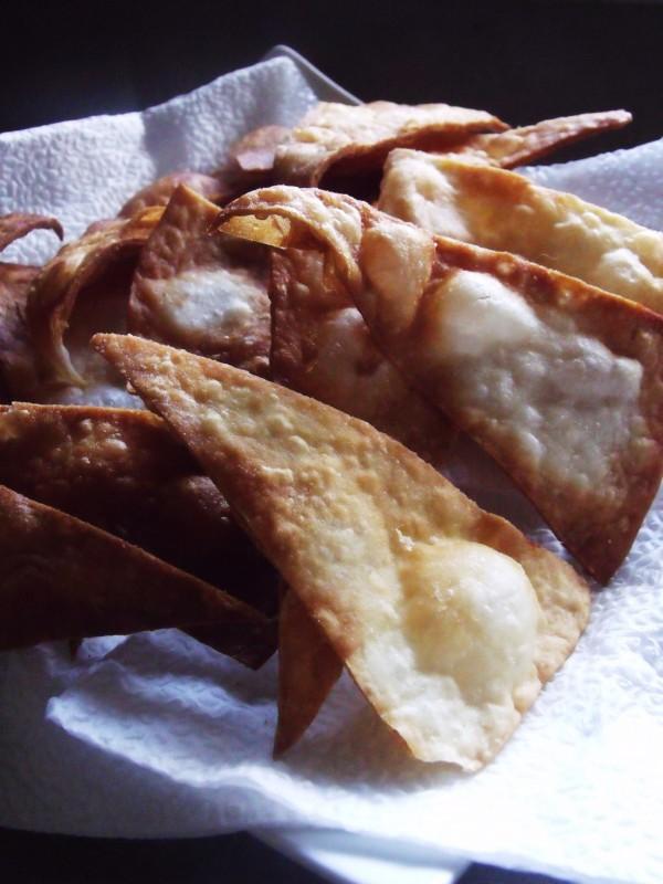 Flour Tortillas Chips