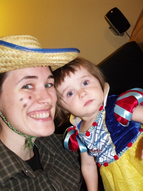 Emma and I