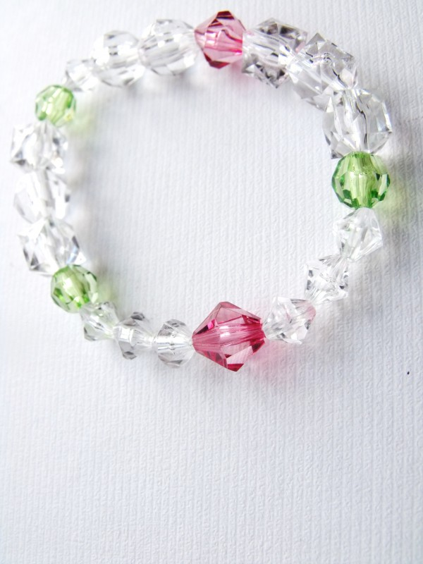 Pretty Crystal Bracelet