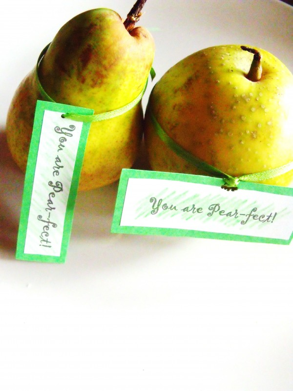 You are 'Pear-fect'!