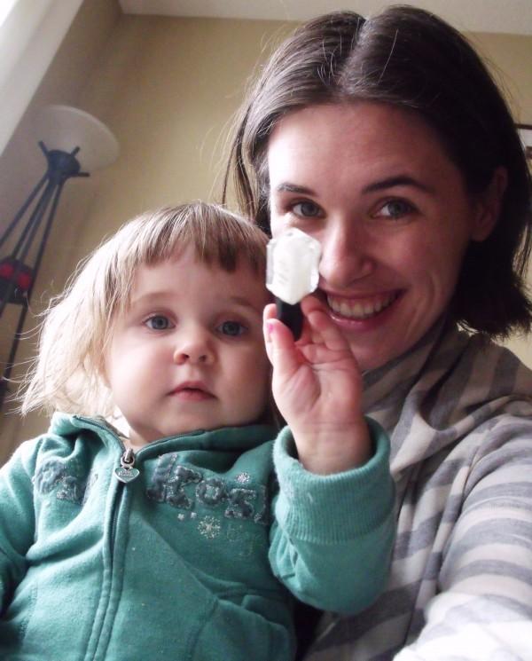 Emma, me and the polish