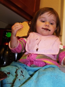 Raining Chocolate